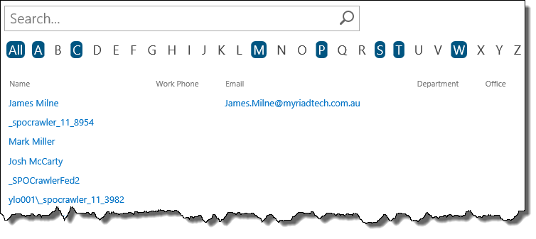 create display template sharepoint 2013 - create a simple sharepoint 2013 employee directory on