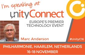 UnityConnect Haarlem 2016